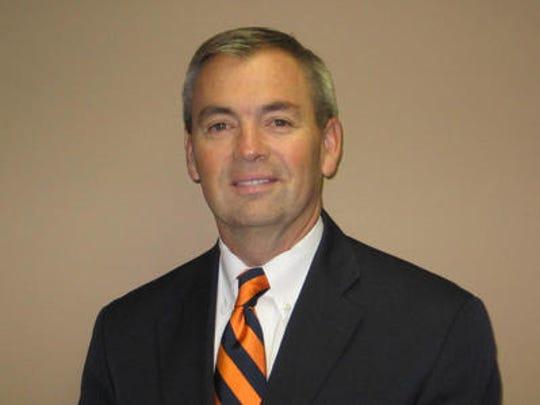 Wilson County Mayor Randall Hutto