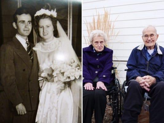Anniversaries: Lois Leach & Bill Leach