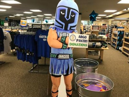 UWF Bookstore offers all the UWF gear you need to be the team's No. 1 fan.