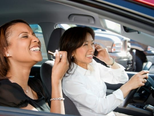 Carpooling is a great way to feel less stressed and