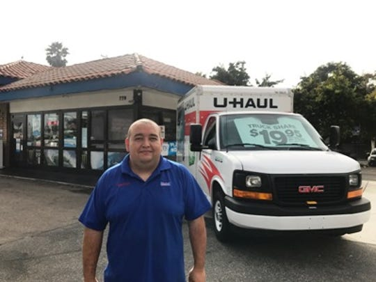 Seaward Oil at 779 S. Seaward Ave. in Ventura has joined the U-Haul network.