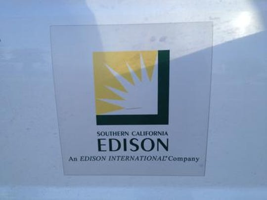 Southern California Edison reported 819 customers lost electricity Monday afternoon in Cathedral City.