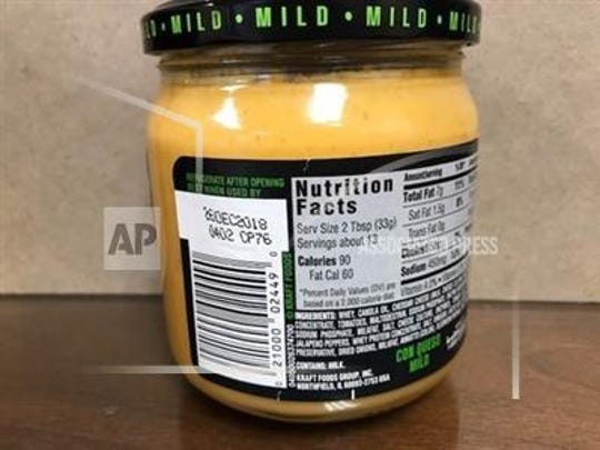 Kraft Heinz Voluntarily Recalls Taco Bell Salsa Con Queso Mild Cheese Dip Distributed to Retailers