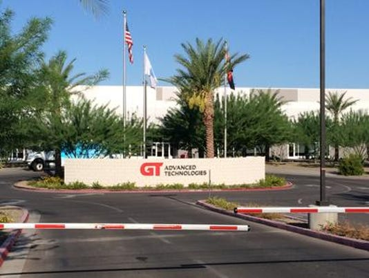 GT Advanced Technologies files bankruptcy