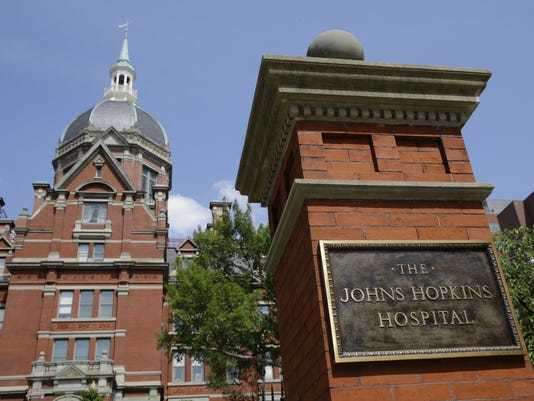 AP JOHNS HOPKINS HOSPITAL A USA MD