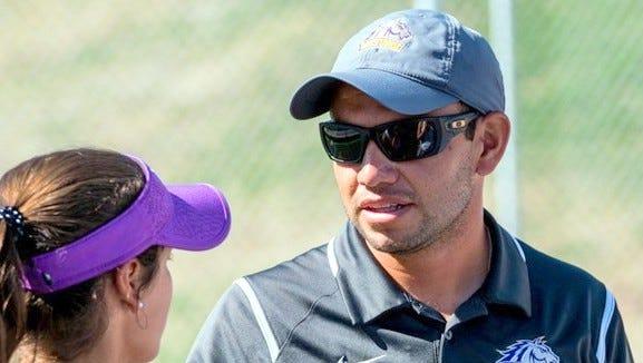 Western head tennis coach Yair Banuelos was named South Central Region Coach of the Year.