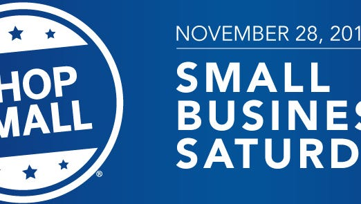 Small Business Saturday helps keep the local economy going strong.