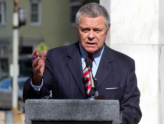 Roanoke, Va., Mayor David Bowers