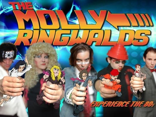 The Molly Ringwalds Pic