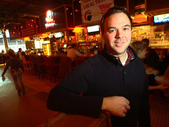Austin Ray, owner of M.L.Rose Craft Beer & Burgers, will take possession of the lease for Melrose Billiards on Oct. 1. He also co-owns and manages The Sutler Saloon in the same strip.