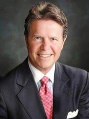 John Paradee. Paradee is a board member of DE Turf.