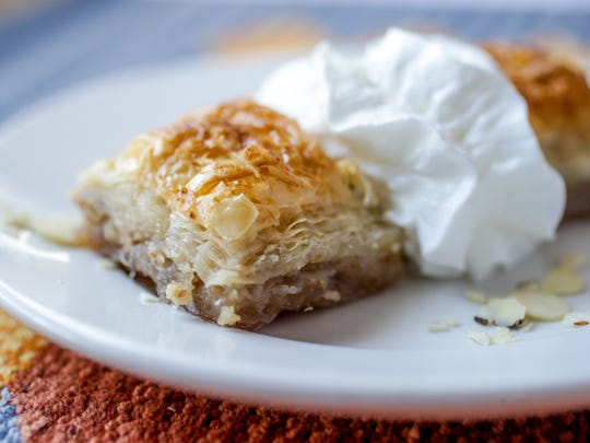 Who likes baklava? Find it all at the 43rd Annual Indianapolis Greek Festival Aug. 26-28 at Holy Trinity Greek Orthodox Church in Carmel.