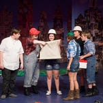 """Roxy Regional Theatre interns will take the stage to present """"Dream,"""" a one-hour adaptation of one of the Bard's most popular comedies, A Midsummer Night's Dream."""