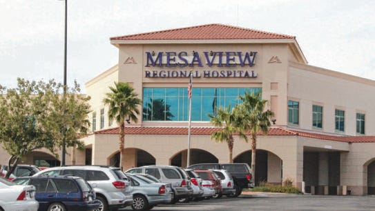Mesa View Regional Hospital has announced limited care for veterans.