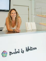 Hillsdale native Melissa Ben-Ishay, owner of Baked