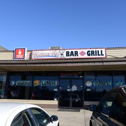 Bottoms Up Bar & Grill on Lancaster Drive NE. Marion