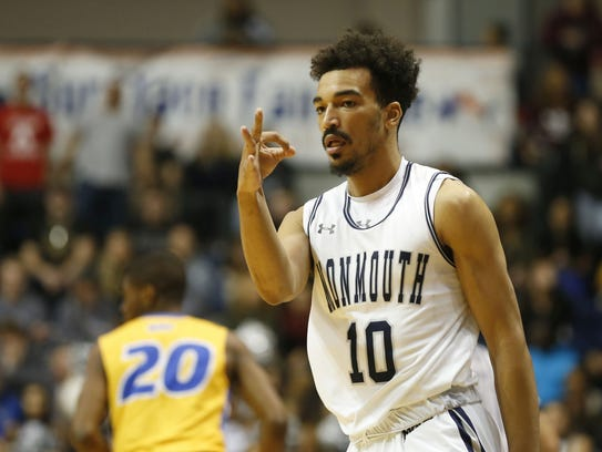 Micah Seaborn returned to the Monmouth University lineup on Sunday afternoon at Siena
