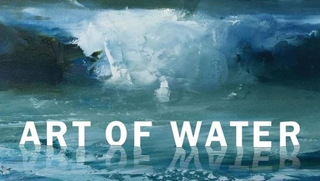 "The ""Art of Water"" exhibit runs May 3 to 27 at James May Gallery in Algoma."