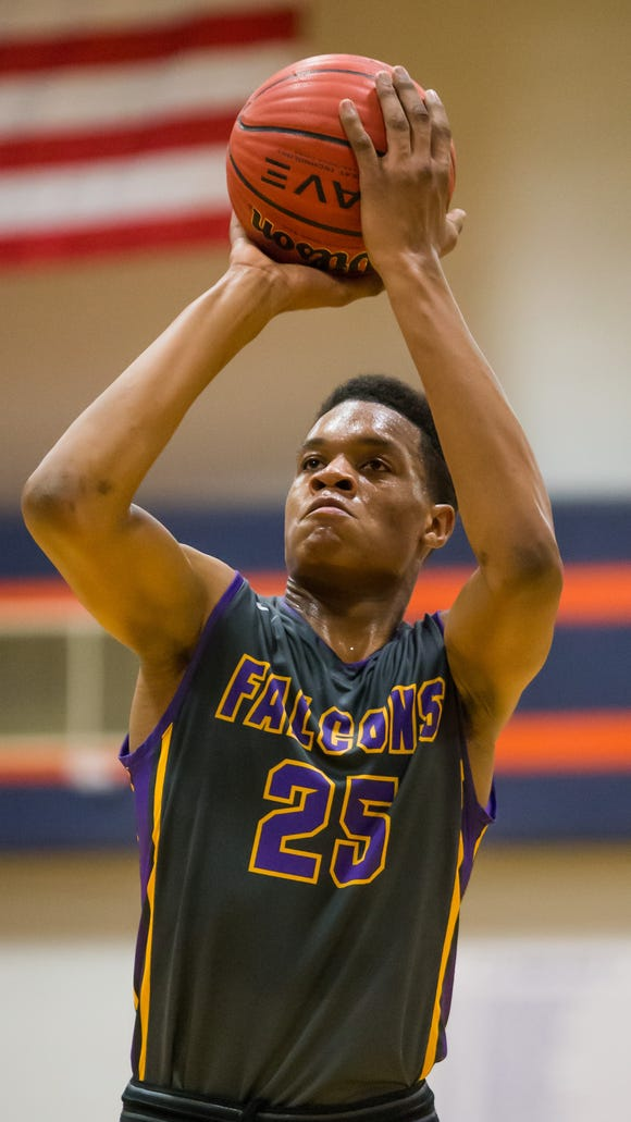 Columbus guard/forward Robert Woodard is considered be among the top freshmen in the country.