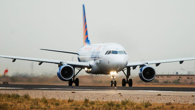Robust jet-fuel sales and a leaner budget have allowed Phoenix-Mesa Gateway Airport to post healthy financial numbers despite losing the services of two airlines last year.