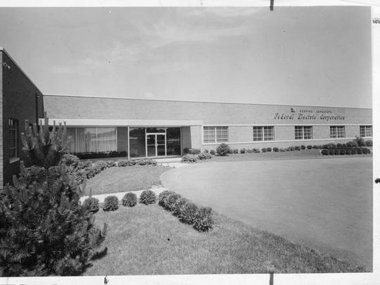 An archive photo of Federal Electric Corp. former offices