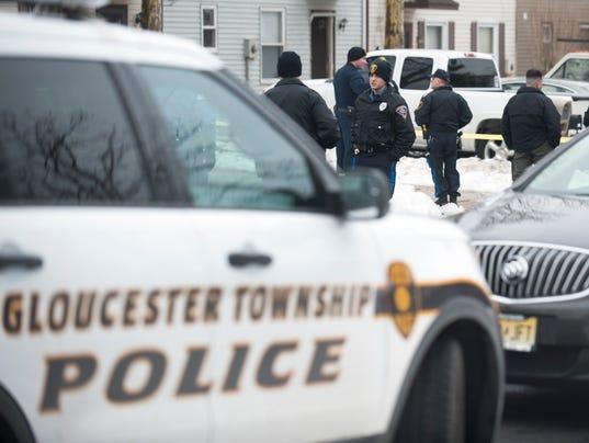 Gloucester Township standoff