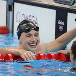 Brennan: Ledecky puts on a clinic to grab gold