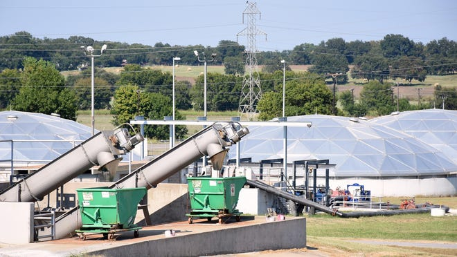 The Sherman wastewater treatment plant has been treating water from Howe residents for many years.