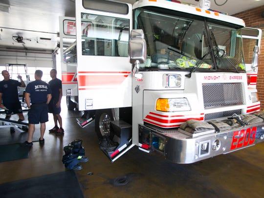 Mesa Fire Department