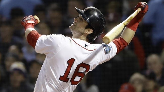 Andrew Benintendi suffered a season-ending injury in 2020 and went 4-for-39 at the plate.
