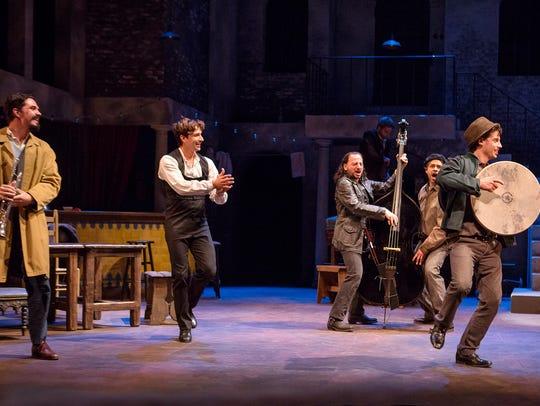 "Arizona Theatre Company's ""Man of La Mancha"" features"
