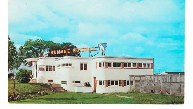 The Humane Society and Lollypop Farm used to operate at 3553 West Henrietta Road.