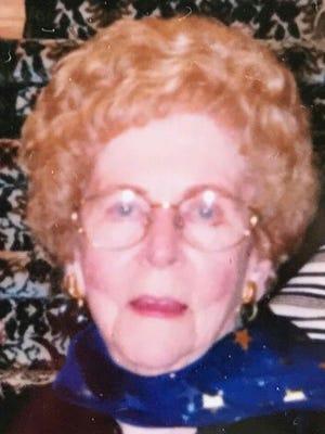 Mary Agnew, 97
