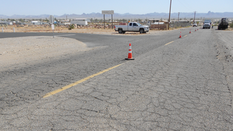 Nearly half of Mohave County's roads are due for replacement, said Public Works Director Steve Latoski.
