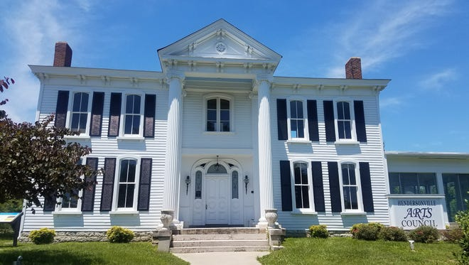 Monthaven Mansion art gallery in Hendersonville will close to the public in July for renovations.