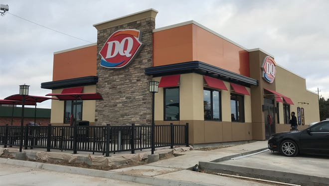 San Angelo's second Dairy Queen is now open