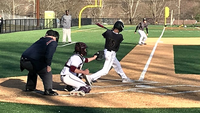 Cedar Grove's Joe Gerard had three RBI, including a two-run double that tied the game at Verona.