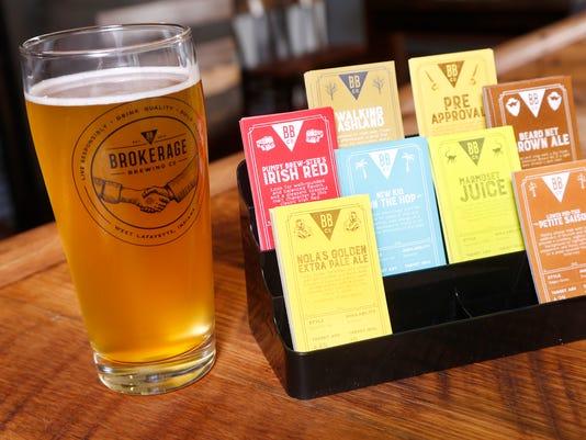 LAF bangert col nola beer brokerage