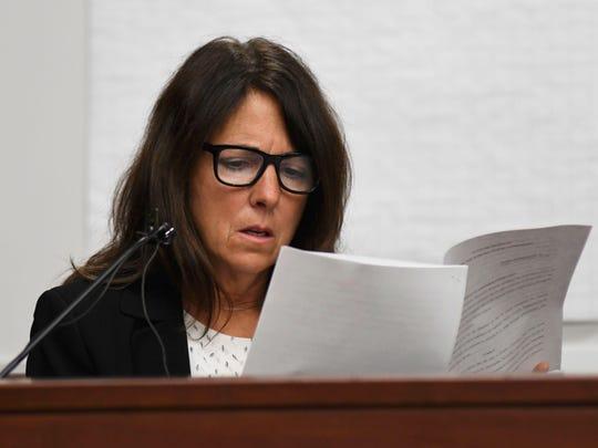 Former Livingston County Judge Theresa Brennan
