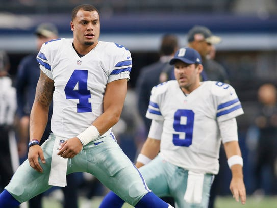 Despite his successes, Prescott has had to endure questions