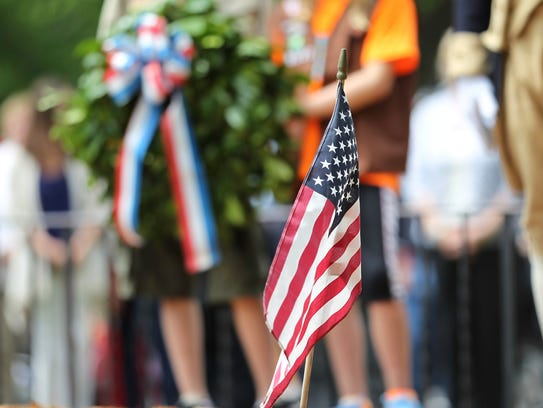 This weekend is host to Veterans Day parades and other