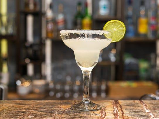 Margaritas are a Florida favorite.