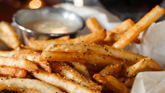 Crack fries will be free from 10 a.m.-5 p.m. Saturday