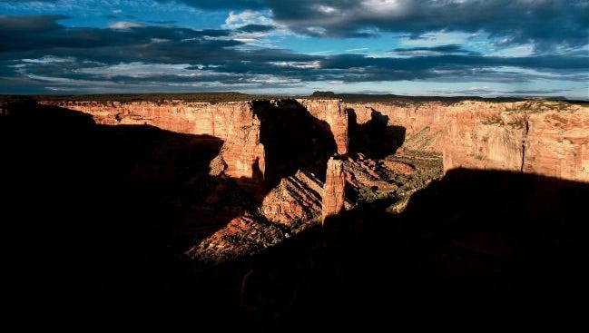 A guided trip to Canyon de Chelley in Arizona is offered Saturday through the Museum Edventure series at the Farmington Museum at Gateway Park. Call 505-599-1400.