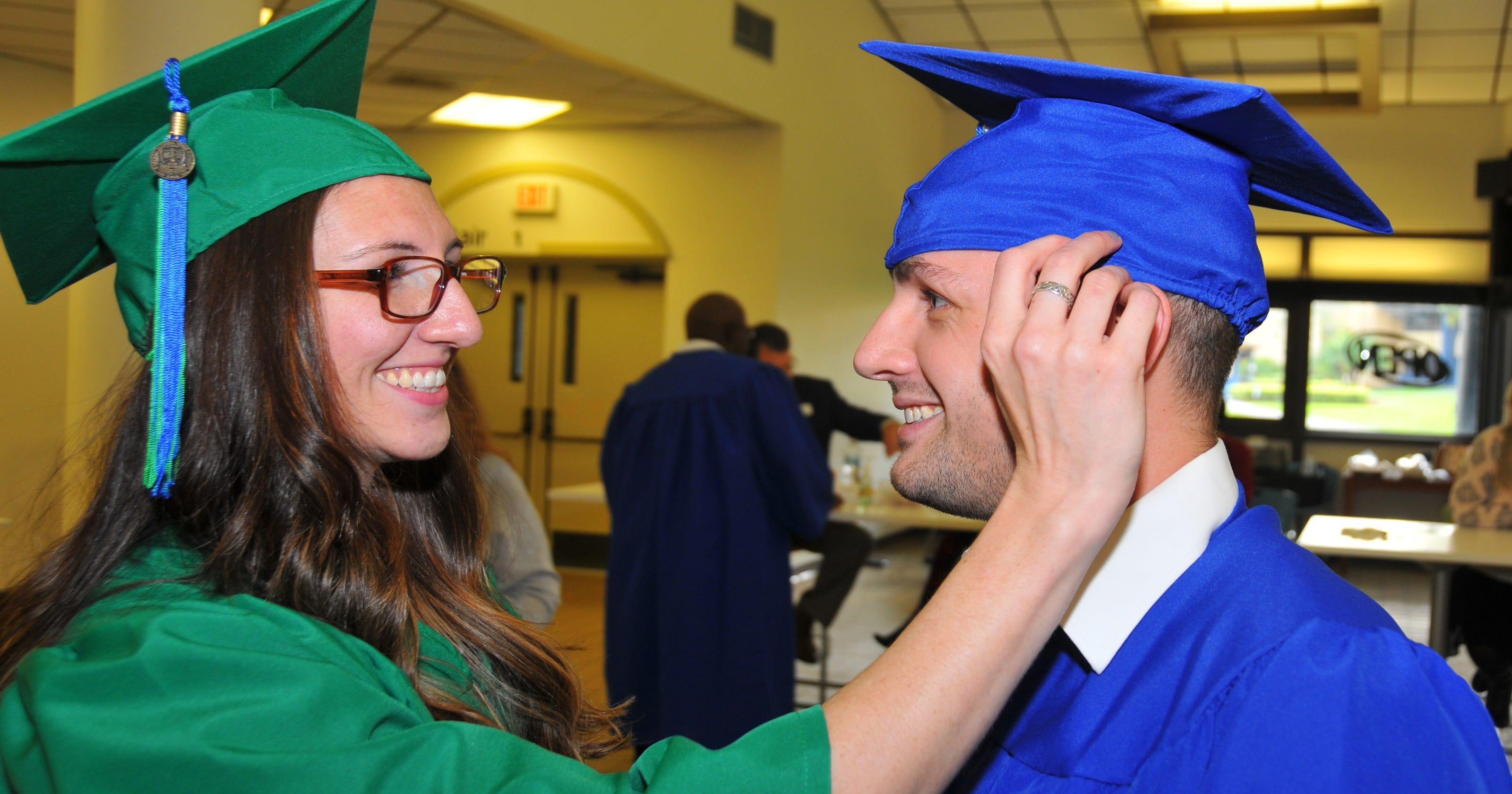 Photos: Eastern Florida State College graduation