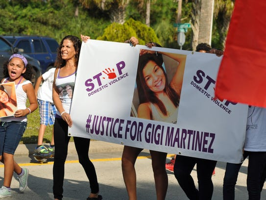 A group seeking justice for murder victim Griselle