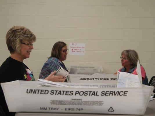 GRT ballot count