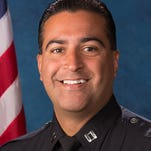 Bryan Reyes was named acting Palm Springs police chief in December. He will hold the position full-time, the city announced Wednesday.