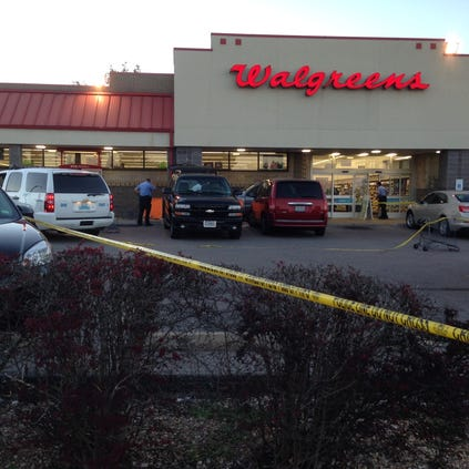 A 33-year-old woman has died after an accident in a south St. Louis Walgreens parking lot.