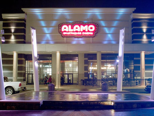 The Alamo Drafthouse Cinema in Ashburn, Virginia.